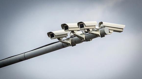 Камеры слежения, подвергшиеся хакерской атаке, снова заработали