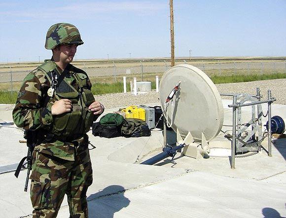 34 офицеров ВВС США отстранили от службы за списывание на экзаменах