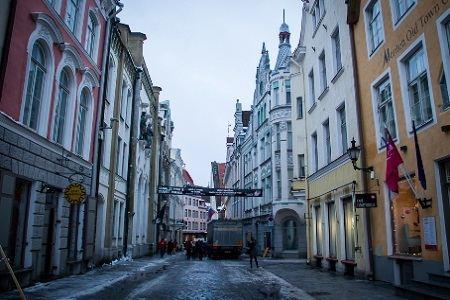 Отелей в Таллине много