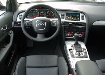 Audi A6 � ��������� ������ ���������� �������������