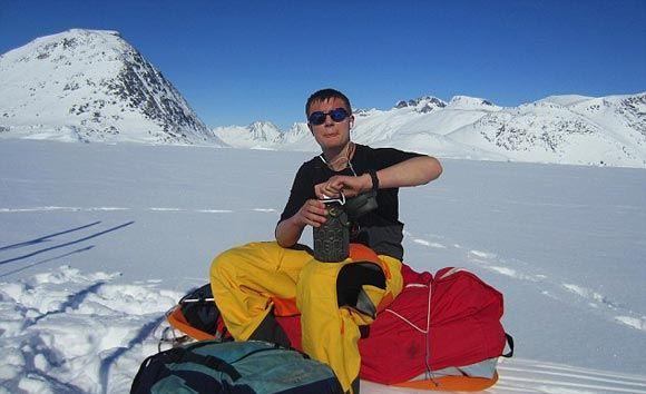 Английский подросток стал самым юным покорителем Южного полюса
