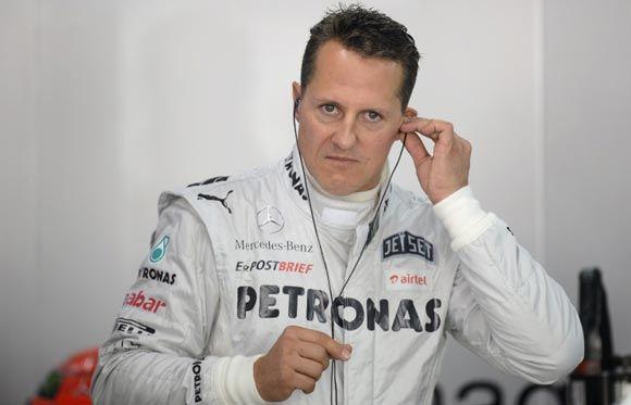 Итоги расследования по делу о травме Шумахера обнародуют через две недели