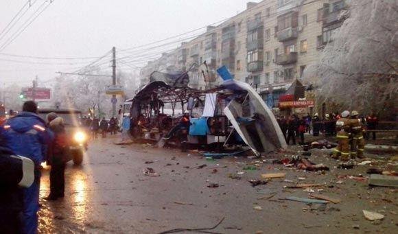 Иракская группировка взяла на себя ответственность за теракты в Волгограде