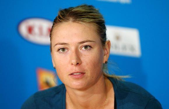 Мария Шарапова вылетела с Открытого чемпионата Австралии