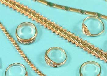 Тренды 2014: Золотые украшения