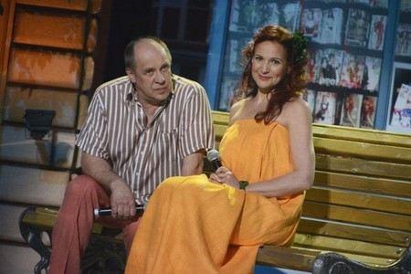 Alexander Feklistov and Lyudmila Artemyeva