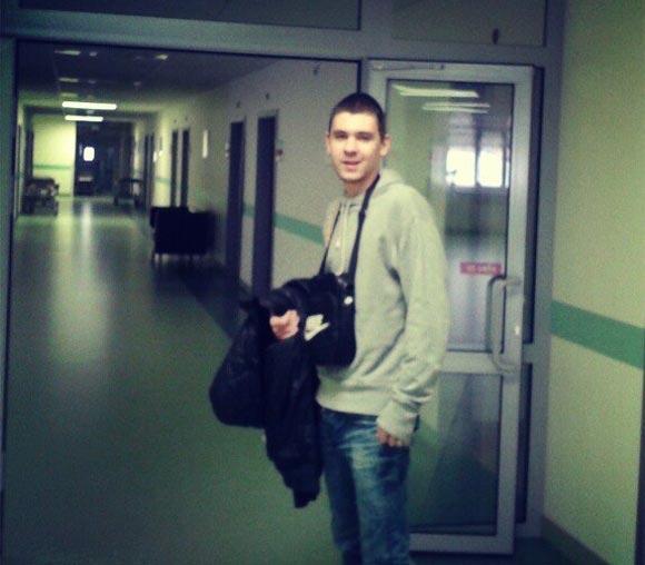 Сергей Тарасов, предполагаемый создатель вируса «Картоха»