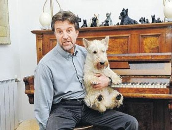 Leonid Yarmolnik's dogs have bitten a 2-year-old girl
