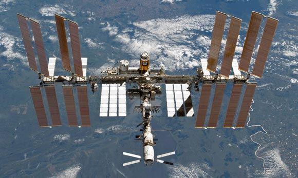 На Нобелевскую премию могут выдвинуть создателей МКС