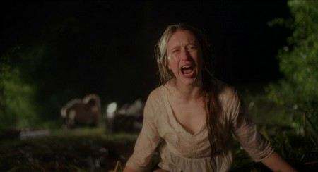 Actress Taissa Farmiga - star of horror films