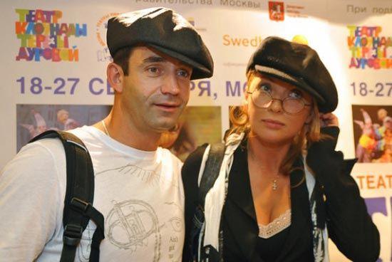 Певцов и Дроздова стали педагогами