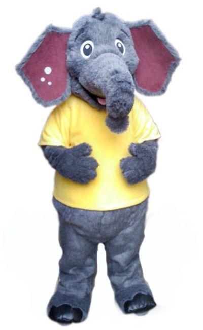Ростовая кукла - слон