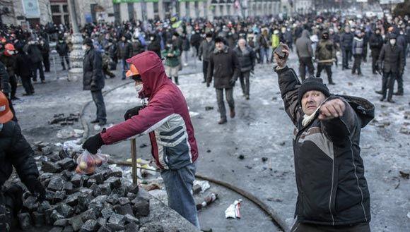 Одесские депутаты называют происходящее в Киеве государственным переворотом