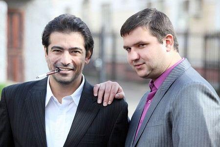 махмудов фархад фото с женой
