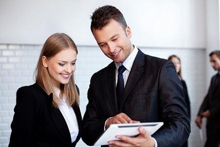 Деловой партнер нужен для успешного бизнеса