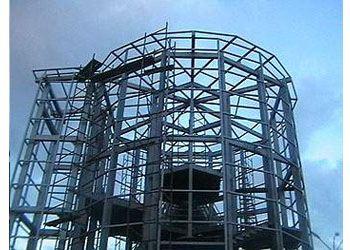 Эксперты говорят, что в России стремительно растет выпуск сборных строительных сборных металлоконструкций