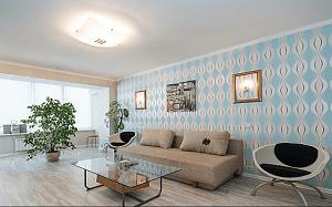 2х-комнатная большая светлая квартира в центре Киева