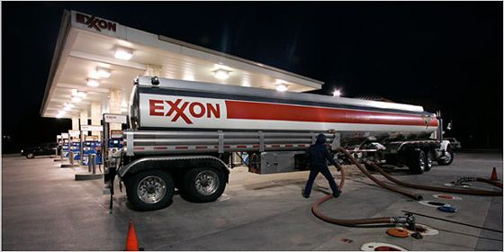 � ���� ����� ������� �������� ���� �������� ExxonMobil