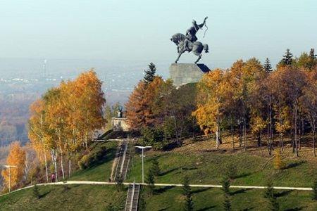 В Башкортостане красивые виды