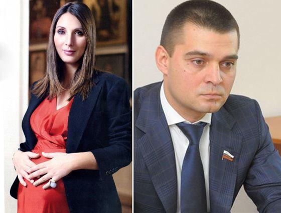 Анастасия Мыскина и Сергей Мамедов стали родителями в третий раз