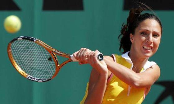 Анастасия Мыскина ушла из большого тенниса
