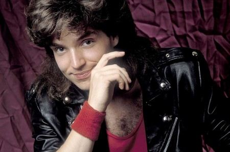 Richard Marx in his youth