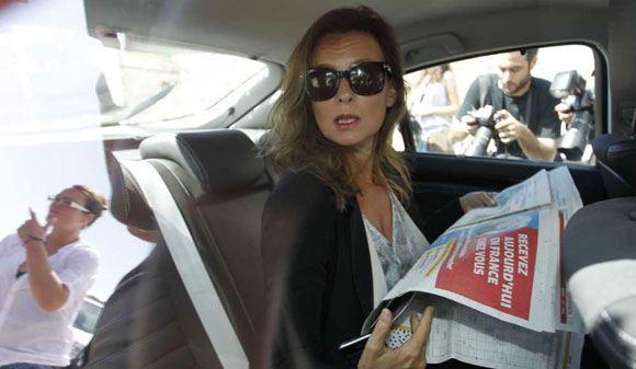 Гражданская жена Олланда вышла из себя, узнав о его неверности