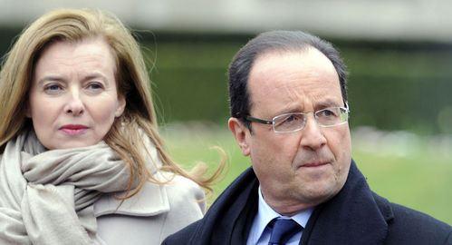 Олланд и Триервейлер расстались