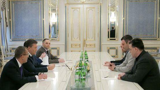 Кличко предложили пост вице-премьера Украины, а Яценюку премьера