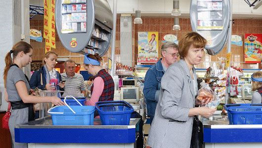 Росстат: доходы россиян выросли на 3 процента, зарплаты – на 12