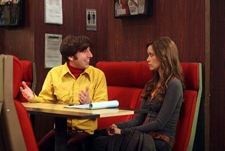 Summer Glau in The Big Bang Theory