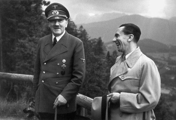 В «фейсбуке» ВГТРК появилось высказывание Йозефа Геббельса