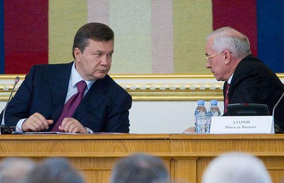 Украинское правительство ушло в отставку