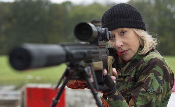 Хелен Миррен наградят за вклад в кино