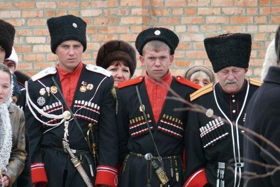 Российские казаки готовы помочь властям Украины навести порядок