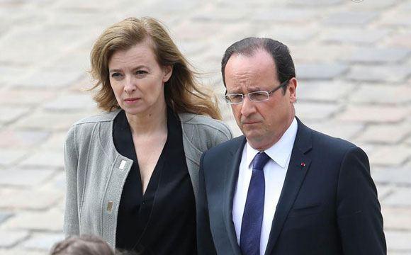 Валери Триервейлер винит в разрыве с Олландом то, что он стал президентом
