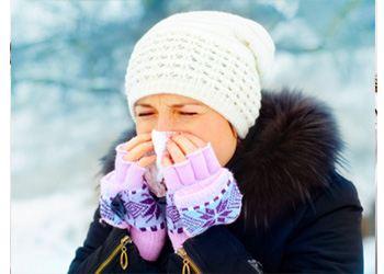Гайморит — это зимняя проблема, говорят медики
