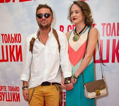 Илья Глинников встречается с Аглаей Тарасовой