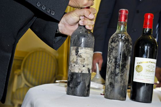 Cheval Blanc - самое лучшее вино Франции
