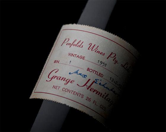 Penfolds Grange Hermitage - самое лучшее вино Австралии