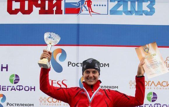 Попавшаяся на допинге биатлонистка не будет участвовать в Олимпиаде