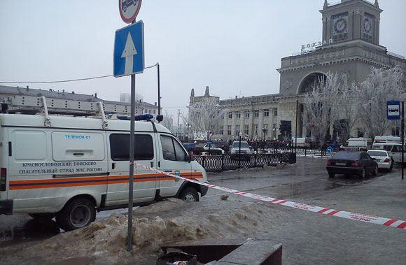 НАК назвал имена террористов-смертников, взорвавшихся в Волгограде