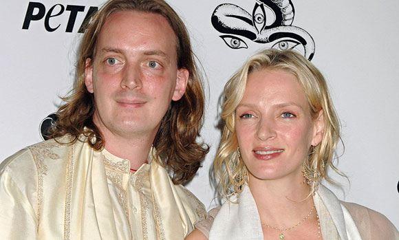 Uma's brother Thurman admitted that he suffers from sex addiction