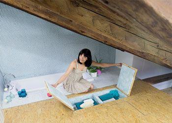 Испанские дизайнеры доказали, что и без мебели можно жить комфортно