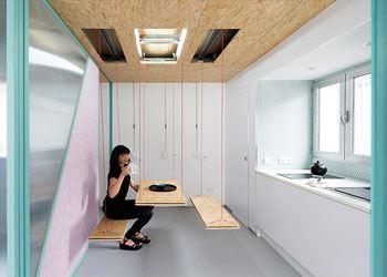 Испанцы придумали дом без мебели