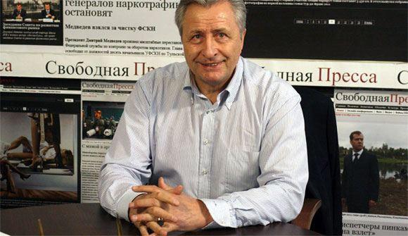 Александр Якушев был госпитализирован с инфарктом