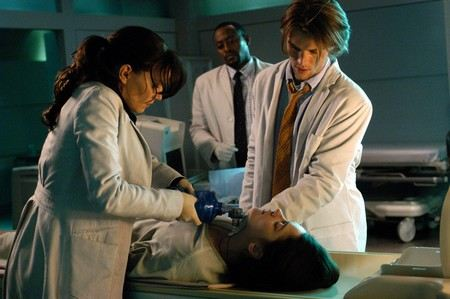 Robin Tanney on Dr. House
