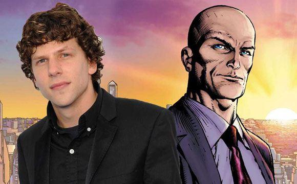 Джесси Эйзенберг сыграет злодея в новой картине о супергерое