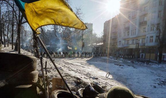 Украинские власти готовы выпустить задержанных в ходе массовых акций