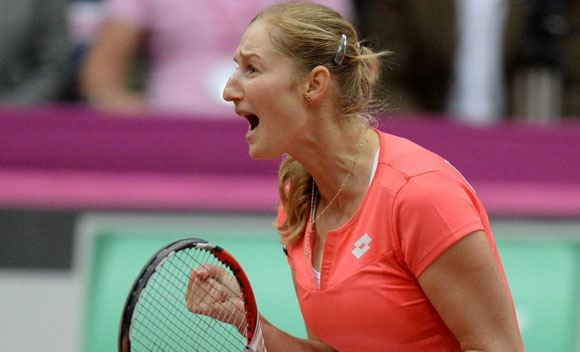 Екатерина Макарова стала победительницей турнира WTA